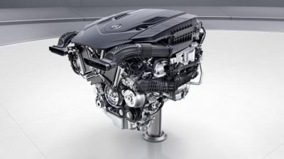 AMG V8 Twin Turbo, Perkenalkan Teknologi Baru Mesin V8