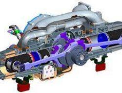 EcoMotors OPOC, Mesin Dua langkah Masa Depan