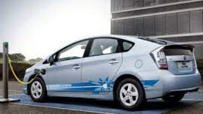 Jepang Pesiapkan Stasiun Pengisi Daya Mobil Listrik