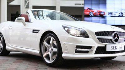 Mercedes-Benz SL, Pengembangan Seluruh Aspek