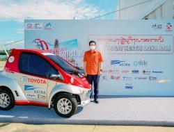 Melalui Teknologi Elektrifikasi Toyota Hadirkan EV Smart Mobility Untuk Pemulihan Wisata di Bali