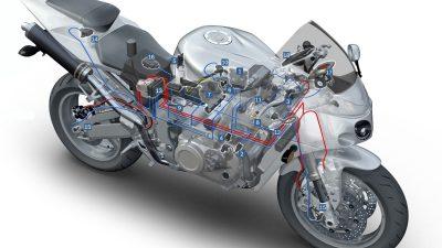Bosch Engine Managemet Membuat Motor Lebih Efisien