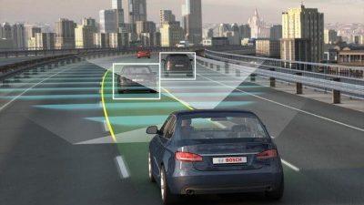 Mengenal Teknologi Adaptive Cruise Control
