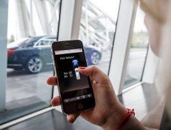 Parkir Valet Menggunakan Smartphone