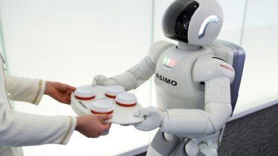 Teknologi ASIMO Dikembangkan Untuk Produk Massal Honda
